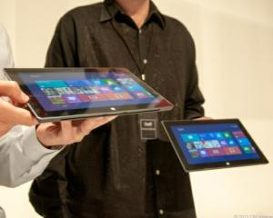 Microsoft Surface Pro: Stoc epuizat!