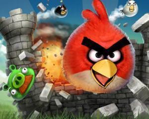 Jocul-fenomen Angry Birds va fi disponibil si pe Windows Phone 7