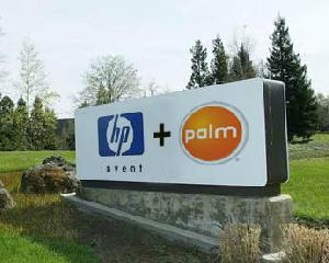 HP pune cruce brandului Palm