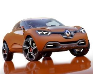 Renault vrea sa lanseze un crossover Clio 4x4