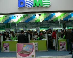 Domo - brandul preferat de romani pentru electronice si electrocasnice