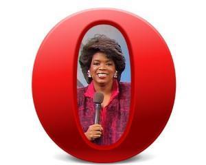Oamenii confunda vedeta Oprah cu browserul Opera