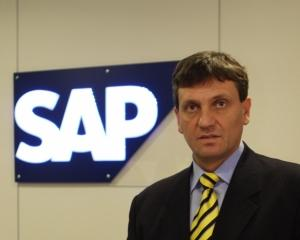 SAP Romania a inregistrat in 2012 o cifra de afaceri de 23 milioane euro, in crestere cu peste 40%