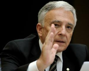 Cuvantul criza trezeste repulsia guvernatorului Isarescu