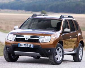 Presa britanica despre Dacia Duster: Nu este rea deloc!