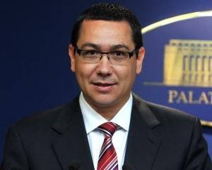 Ponta: Intr-o Europa extrem de tulburata, agentiile de rating ne-au dat primul test si prima nota buna
