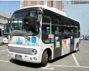 Autobuze electrice, incarcate in doar cinci minute