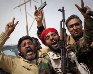 Rebelii libieni sunt dezamagiti de eforturile NATO