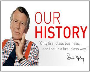 Lectiile de afaceri ale lui David Ogilvy, zeul ingamfat al publicitatii