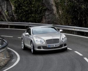 Luxul nu stie de frica: Anul trecut, vanzarile Bentley au crescut cu 37%