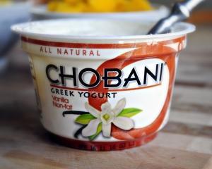 CHOBANI va deschide in SUA cea mai mare fabrica de iaurt din lume