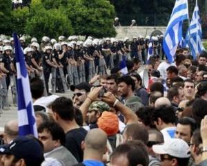 Creditorii discuta din nou cu Grecia