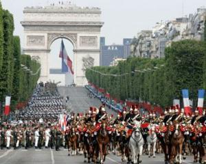 Cum sarbatoresc francezii Ziua Nationala
