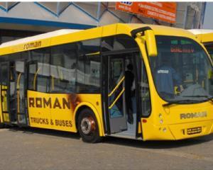 Un producator auto romanesc ar putea livra autobuze in Dubai