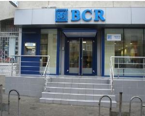 Profitul BCR a scazut anul trecut cu 47%, la 465 milioane de lei