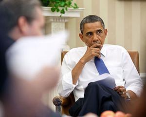 Datoria SUA a crescut cu 48.994,13 dolari in fiecare secunda de mandat al lui Barack Obama