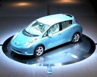 Nissan Leaf, masina anului 2011 in Europa