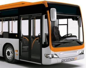 Autobuzele electrice din Germania se vor alimenta wireless