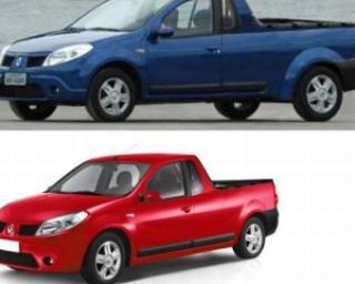 Renault va lansa un Sandero pick-up
