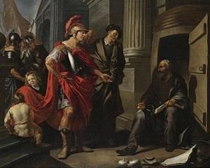 13 iunie 323i.Hr. : moare Alexandru cel Mare