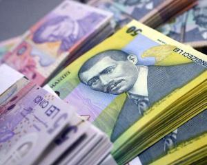 Ministerul Finantelor Publice a imprumutat luni 1,64 miliarde lei de la banci