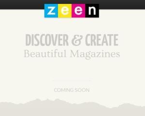 Cofondatorii YouTube dezvolta un serviciu de publishing destinat revistelor online, denumit ZEEN