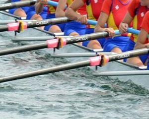 13 canotoare si 2 medalii, de aur si argint, la Campionatele Europene de canotaj