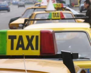 Capitala are cei mai multi taximetristi
