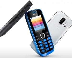 Nokia lanseaza 1 Series, o gama de telefoane ieftine, care se pot conecta la web si retele sociale