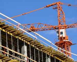 Volumul lucrarilor de constructii noi, plus de aproape 6% in 2012
