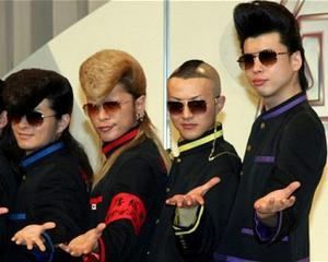 Sony Music si-a cerut scuze pentru uniformele de inspiratie nazista purtate de trupa japoneza Kishidan