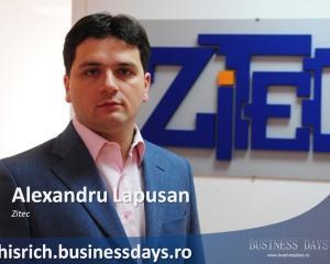 Antreprenori vs Investitori cu Robert Hisrich: Interviu cu Alexandru Lapusan, Zitec