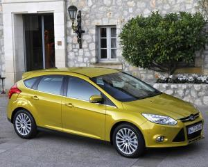 DRIVE TEST Manager.ro: Ford Focus, pasul logic
