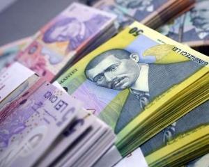 Firmele bucurestene si-au retras depozite in valoare de 4,6 miliarde de lei