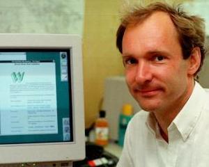 Inventatorul WWW nu este suparat pe americanii care sustin ca nu au auzit de el: Nici eu nu am o memorie buna