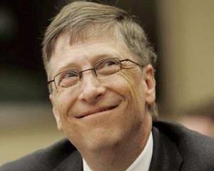 Bill Gates recunoaste; este
