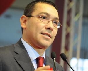 Premierul Victor Ponta neaga acuzatiile de plagiat care i-au fost aduse