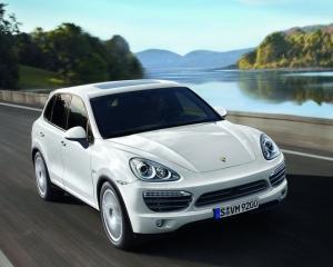Porsche, profit dublu in T1 si incasari de 2,28 miliarde de euro
