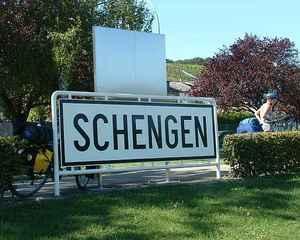 Liechtenstein intra in spatiul Schengen