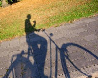 Turist in Romania... pe bicicleta