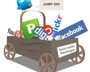 Romanii, pe locul al doilea in Europa la interactiunea cu brandurile pe retelele sociale