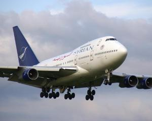 Syrian Airlines anuleaza zborurile catre Europa