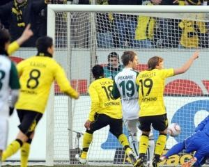 Actiunile Borussiei Dortmund au explodat la bursa dupa victoria asupra lui Bayern Munchen