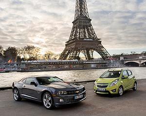 Noutatile Chevrolet pentru 2012