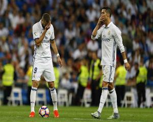 Real Madrid scufundata de