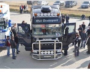 Scania 2012 - competitia pentru cel mai bun sofer de camion