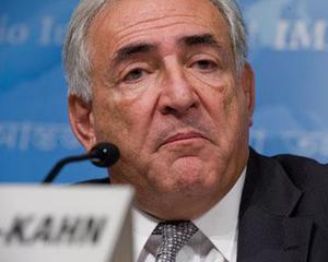 Seful FMI, Dominique Strauss-Kahn, ramane arestat preventiv