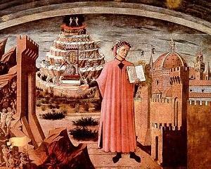 """15 iunie 1300: Dante devine unul dintre cei sase """"priori"""" ai Florentei"""