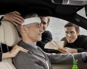 Un nou sistem de relaxare pentru soferi, de la Mercedes