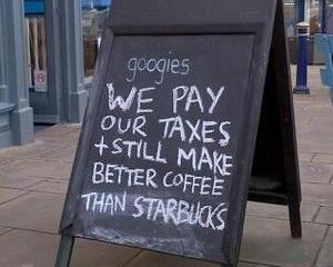 Starbucks respinge acuzatiile privind neplata taxelor, vehiculate de David Cameron